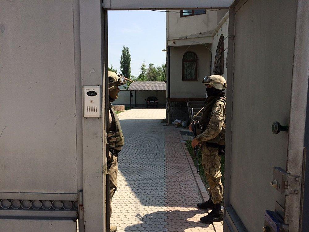 Қызылорда облысындағы арнайы операция