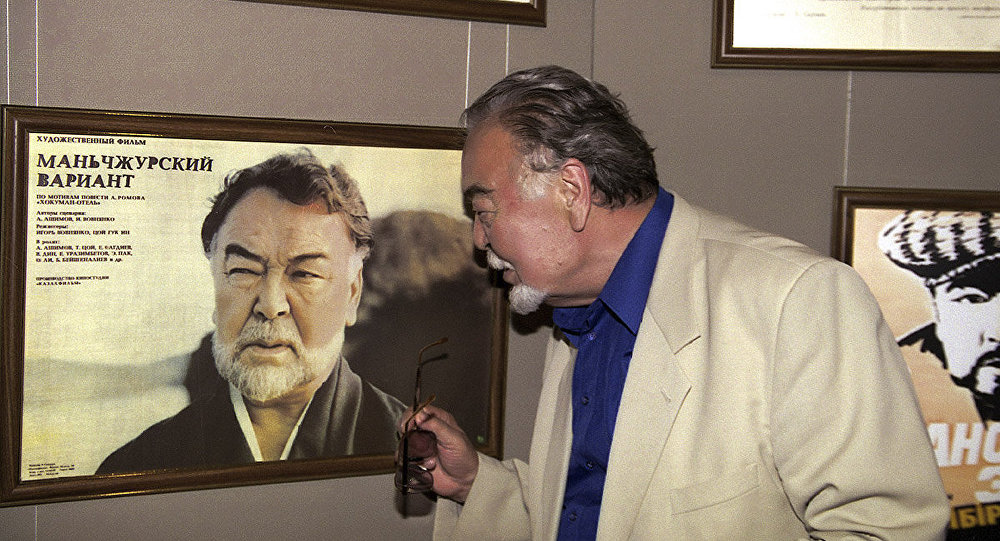 Асанали Ашимов, архивное фото