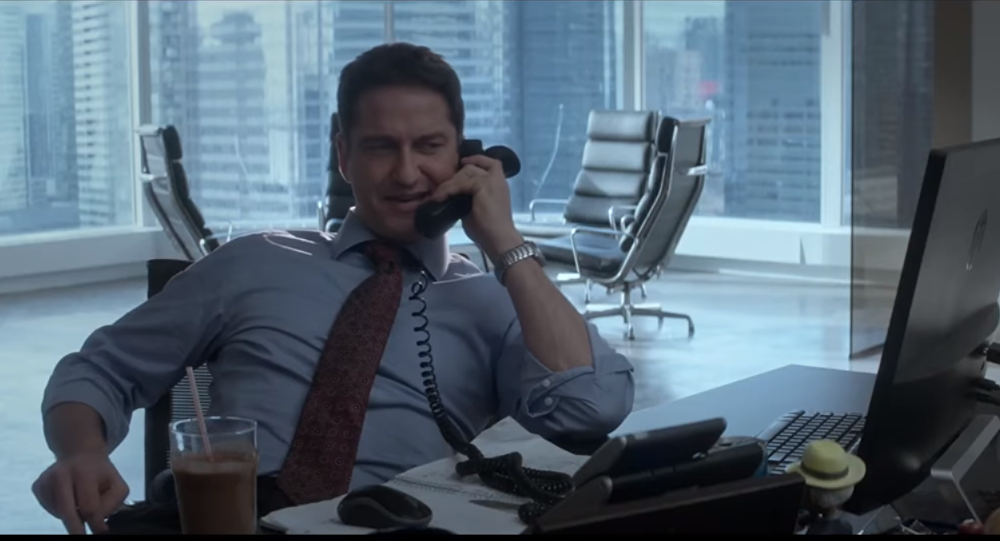Кадр из фильма Охотник с Уолл-стрит