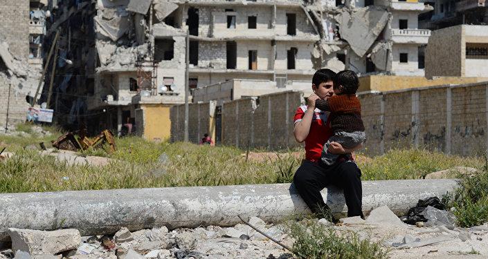 Ситуация в Алеппо