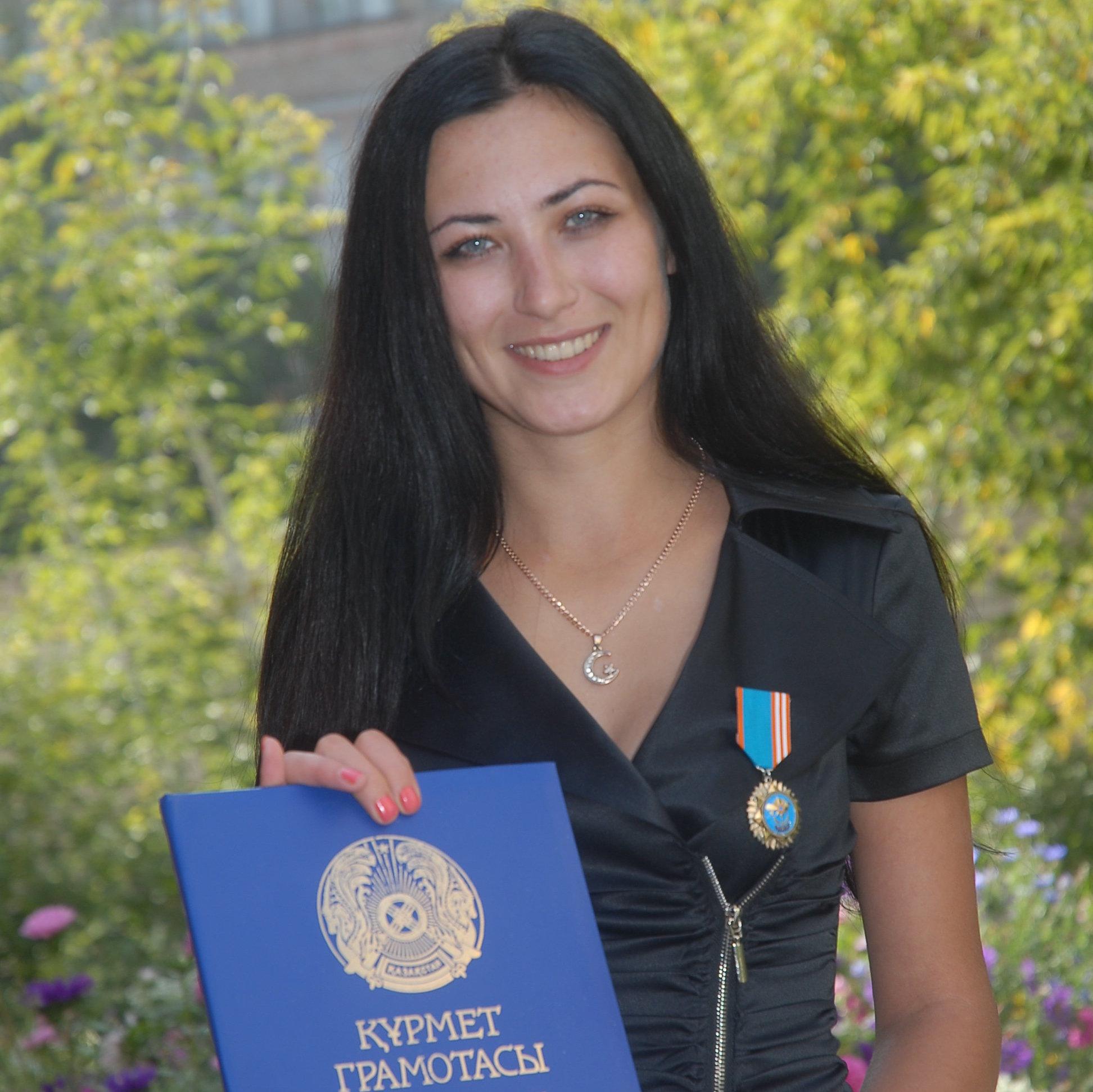Ксения Шестоперова, архивное фото