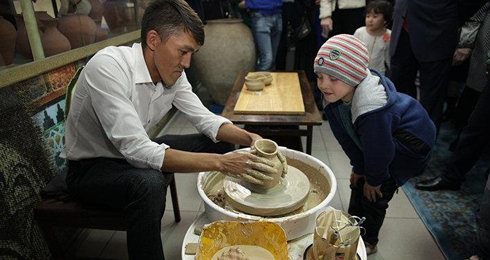 Мастер-класс по изготовлению изделий из глины