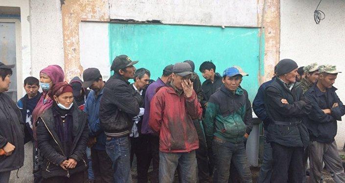 Нелегальные мигранты из Узбекистана