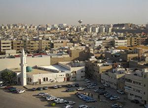 Архивное фото Эр-Рияда
