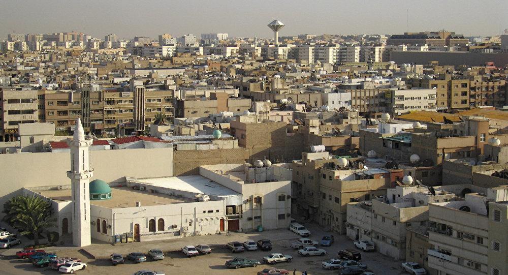 Сауд Арабиясының астанасы Эр-Риядтың архивтегі фотосы