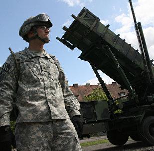 Польшада орналасқан Patriot  америкалық ракеталары