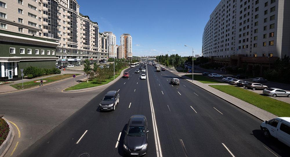 Улицы Астаны