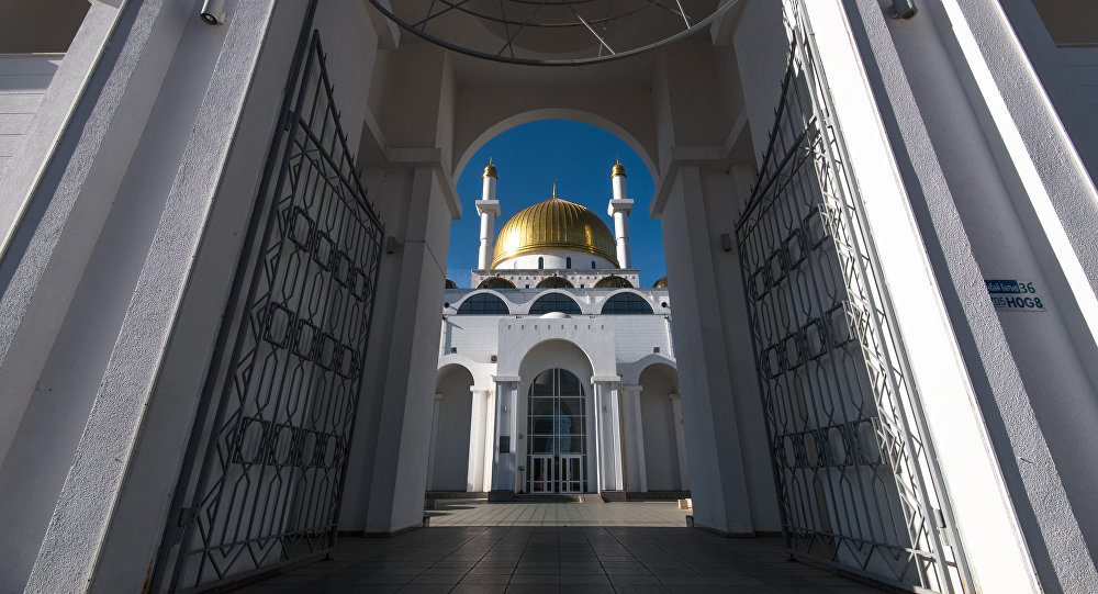 Мечеть Нұр Астана