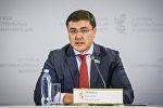 Архивное фото депутата мажилиса парламента Бахтияра Макена