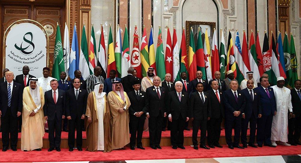Нурсултан Назарбаев на саммите  США - Исламский мир