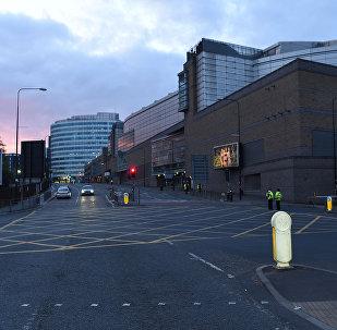Манчестердегі теракт