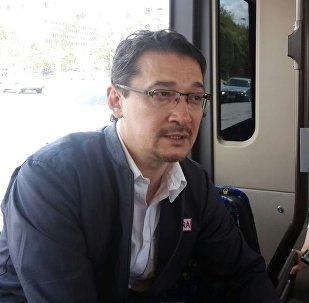 Астана қаласы жолаушылар көлігі басқармасының басшысы Бекмырза Игенбердинов