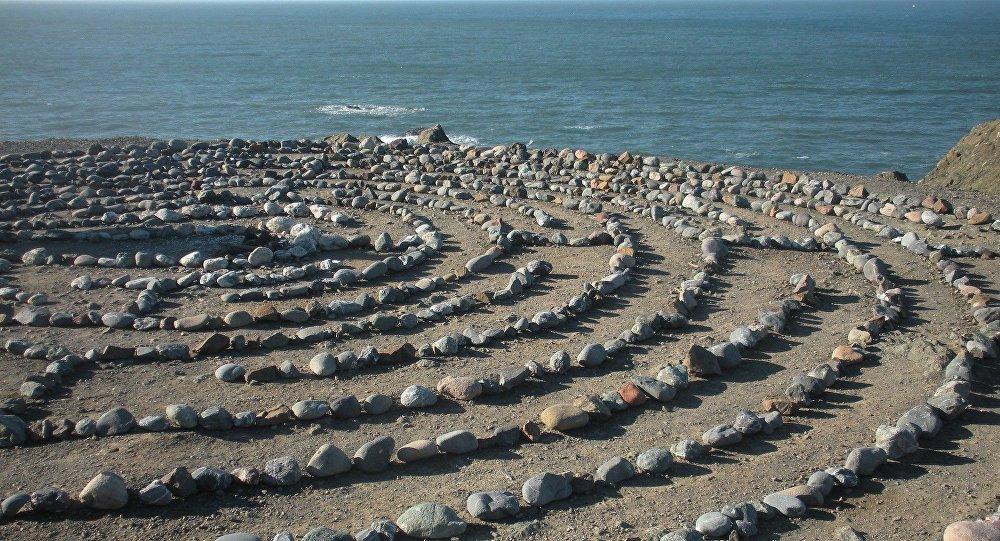 Каменный лабиринт