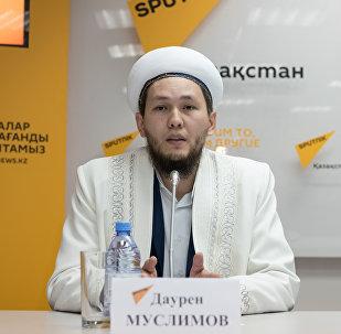 Даурен Муслимов