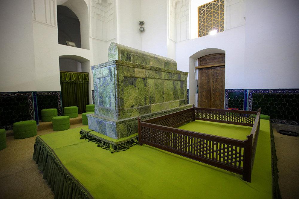 Могила Ходжа Ахмеда Яссауи