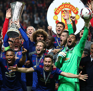 Манчестер Юнайтед выиграл Лигу Европы