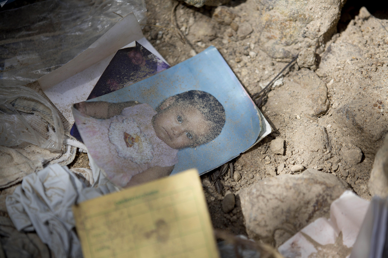 День пропавших детей