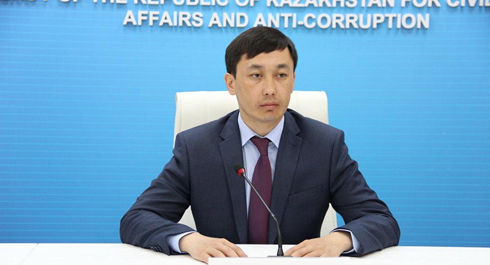 Адильбек Мукашев