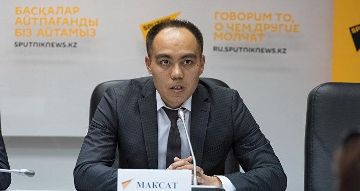 Максат Дуалиев