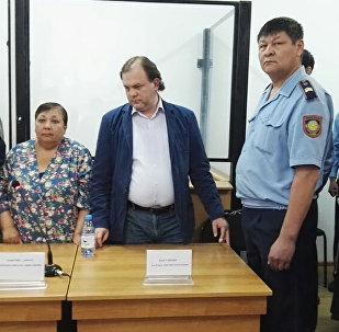 Экс-директор футбольного клуба Актобе Дмитрий Васильев