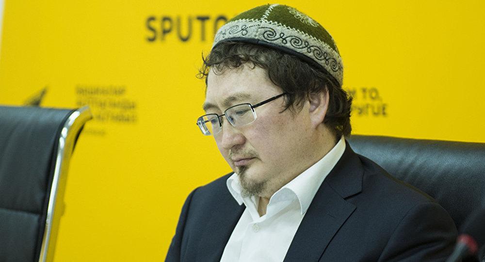 Член Совета улемов КР Кадыр Маликов