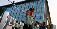Қытай полициясы, архив
