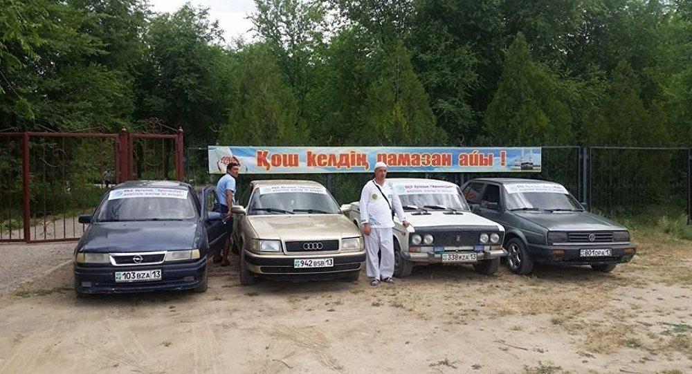 Бесплатное такси в Рамадан в ЮКО