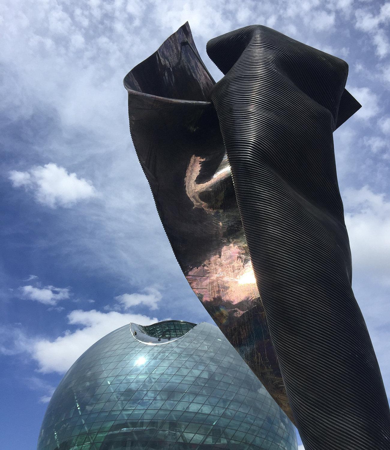 Новые культурные объекты появились в Астане