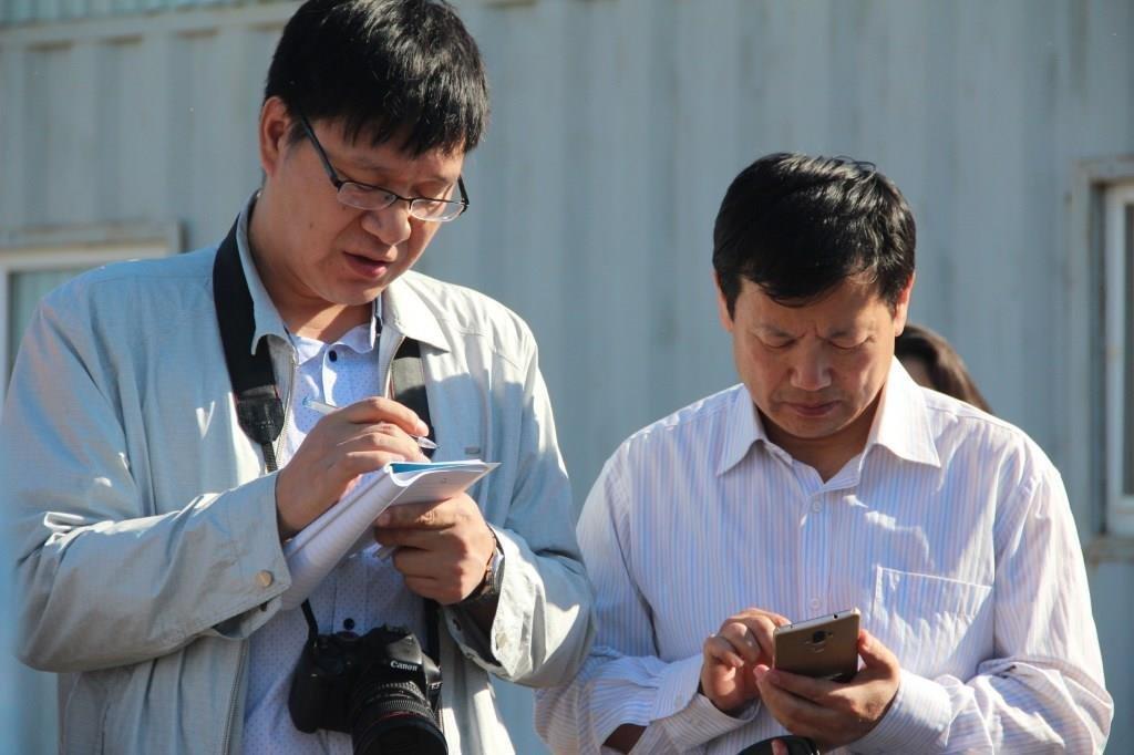 Китайские инвесторы в Акмолинской области