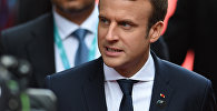 Французский президент Эммануэль Макрон, архивное фото