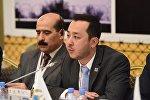 Региональный директор представительства Международной тюремной реформы (PRI) в Центральной Азии Азамат Шамбилов