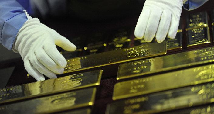 Назарбаев запустил завод по переработке золота на востоке Казахстана 34116683640
