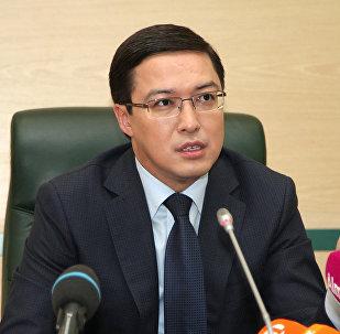 Глава Национального банка Казахстана Данияр Акишев