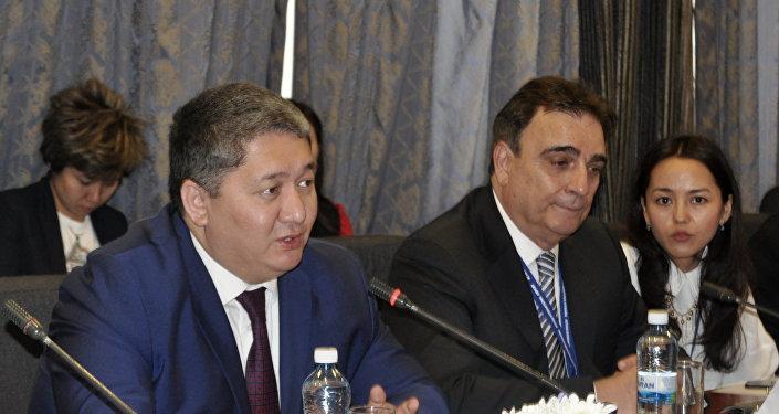 исполняющий обязанности председателя комитета гражданской авиации Талгат Ластаев