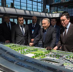 Астананың жаңа вокзалы