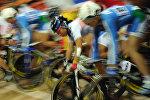 Архивное фото велогонки