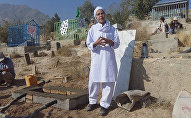 Студентка Американского университета в Кабуле Фахима Данишгяр