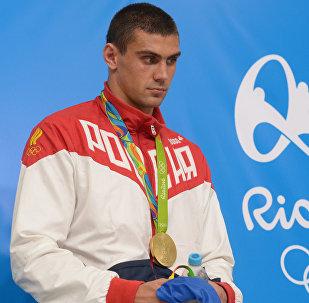 Ресейлік боксшы, олимпиада чемпионы  Евгений Тищенко