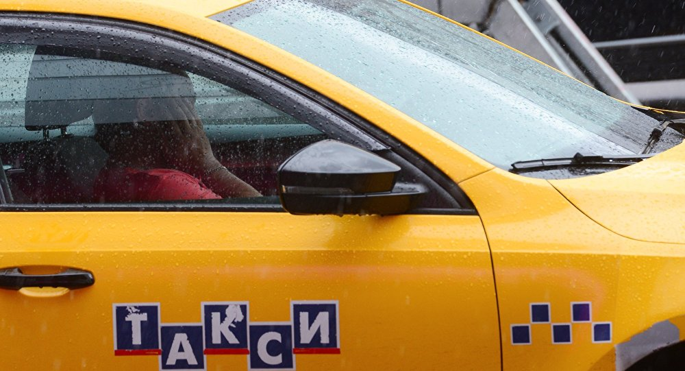 Автомобиль такси