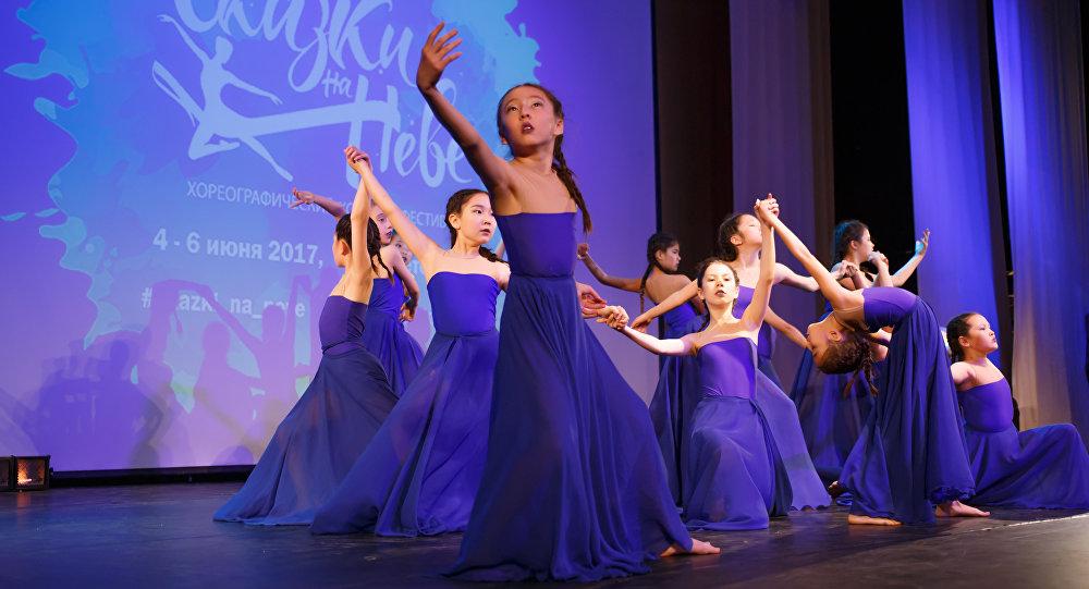 Танцевальный коллектив ArtEast