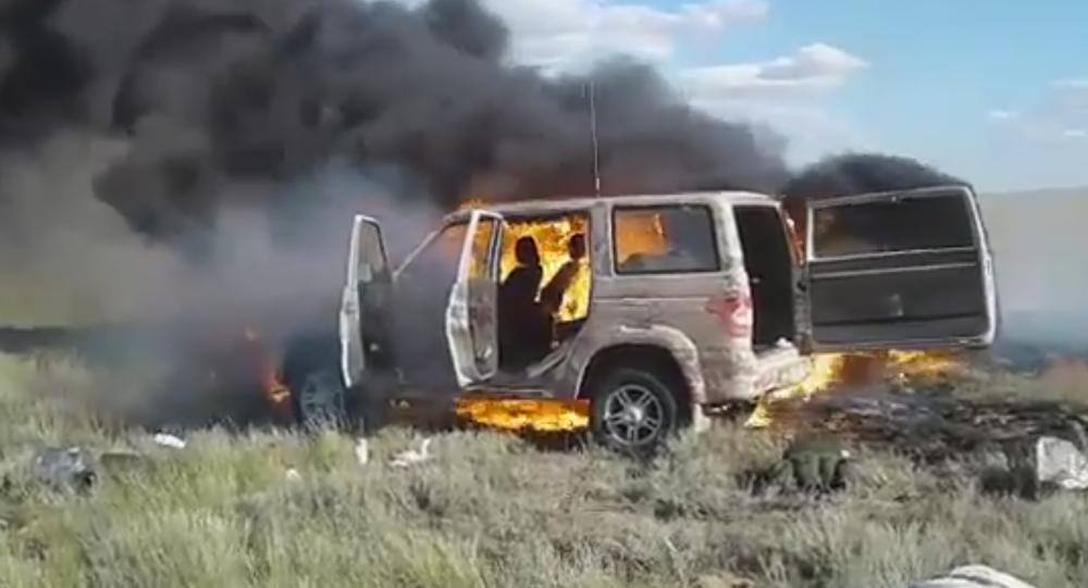 Браконьеры напали на инспекторов в Карагандинской области