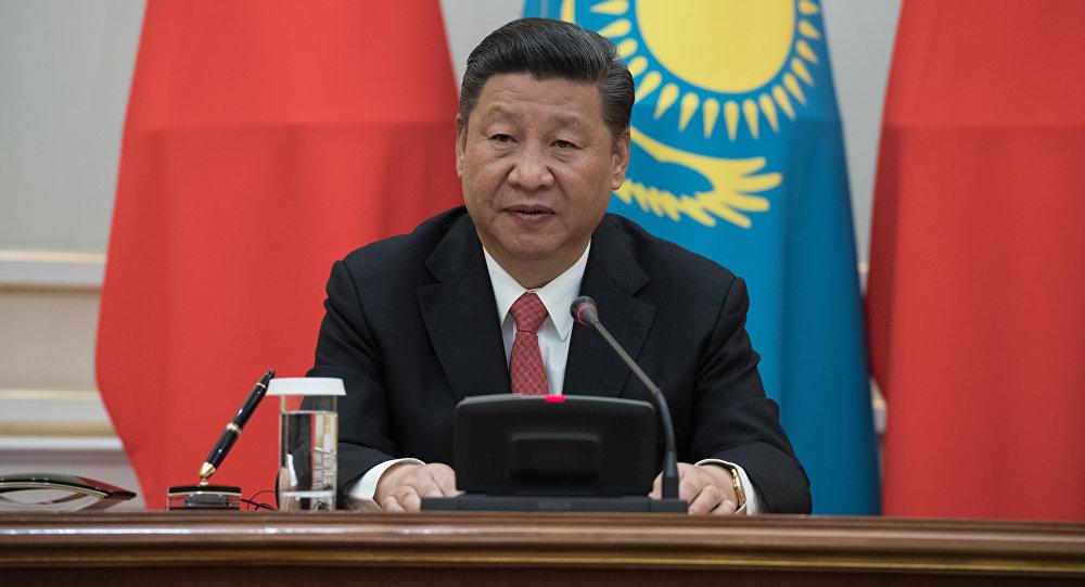 Қытай төрағасы Си Цзиньпин