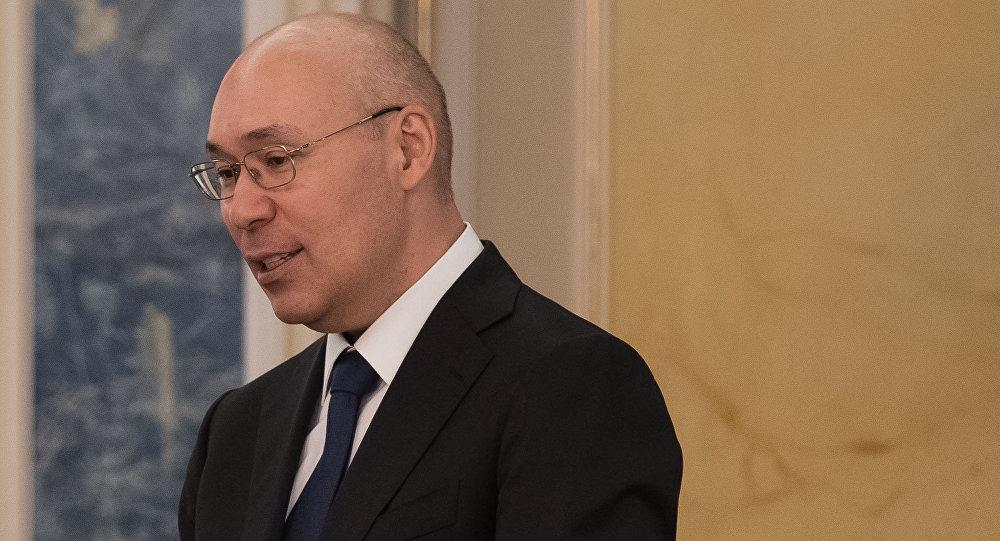Кайрат Келимбетов