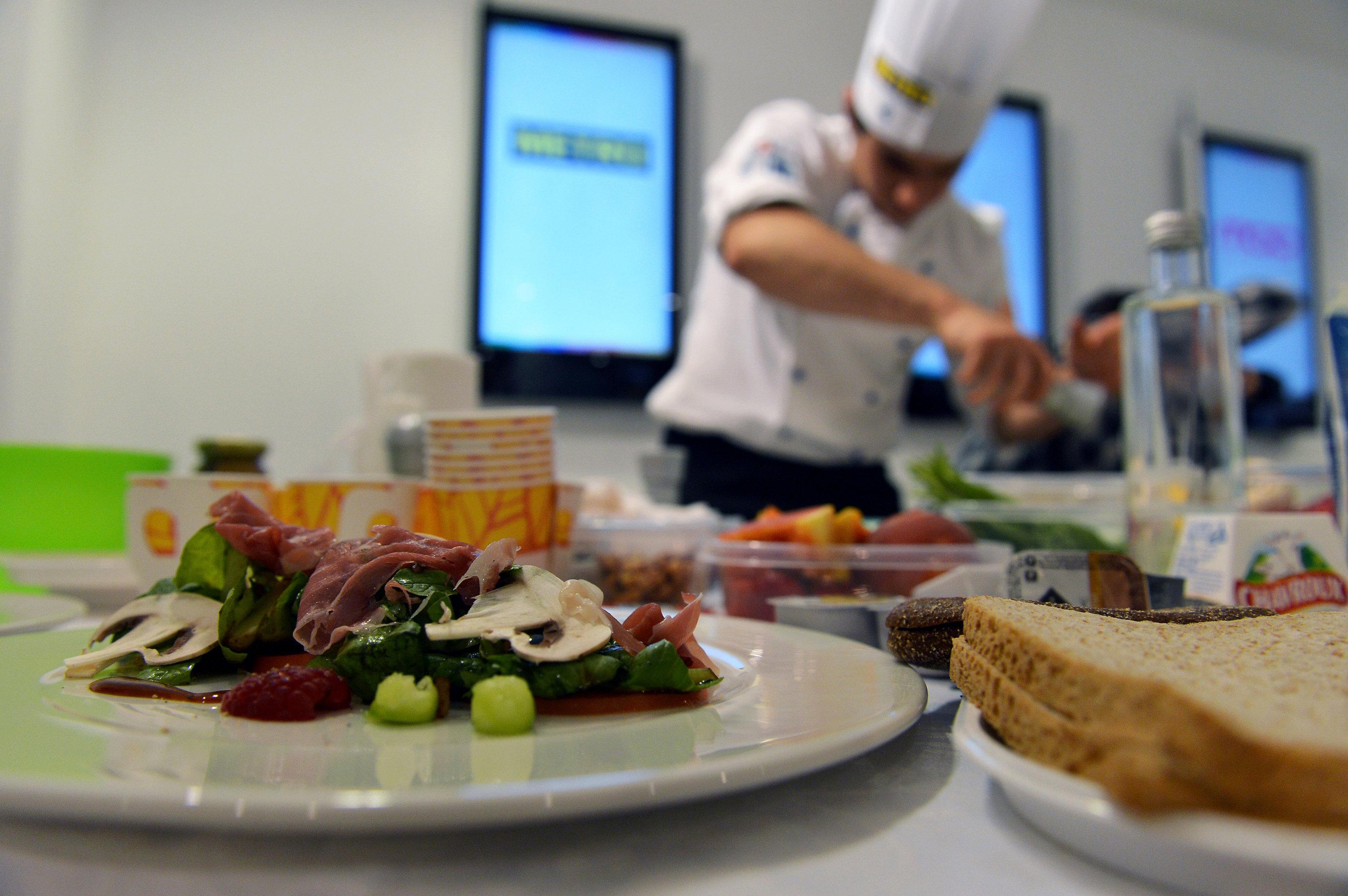 Гости ЭКСПО смогут попробовать национальные блюда разных стран