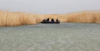 Рыбаки на Аральском море