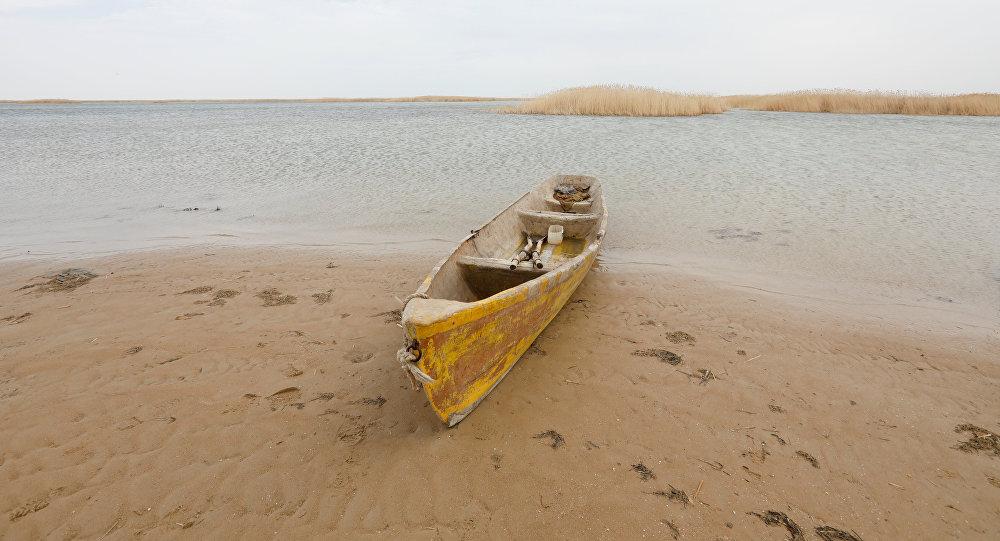 Арал теңізі, архивтегі фото