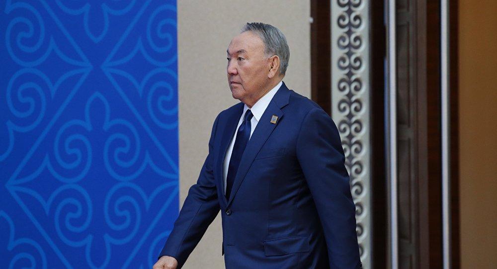 Спасибо народу, который все эти годы меня избирал - Нурсултан Назарбаев
