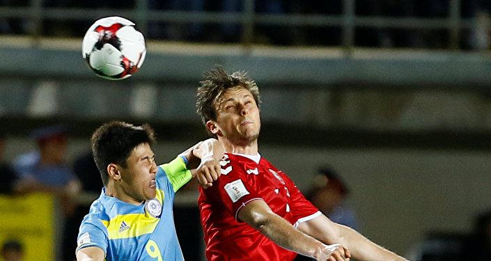 Сборная Казахстана впервые в нынешнем отборочном цикле чемпионата мира 2018 проиграла домашний матч