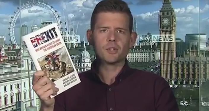 Британский политолог Мэтью Гудвил