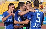 Архивное фото ФК Астана